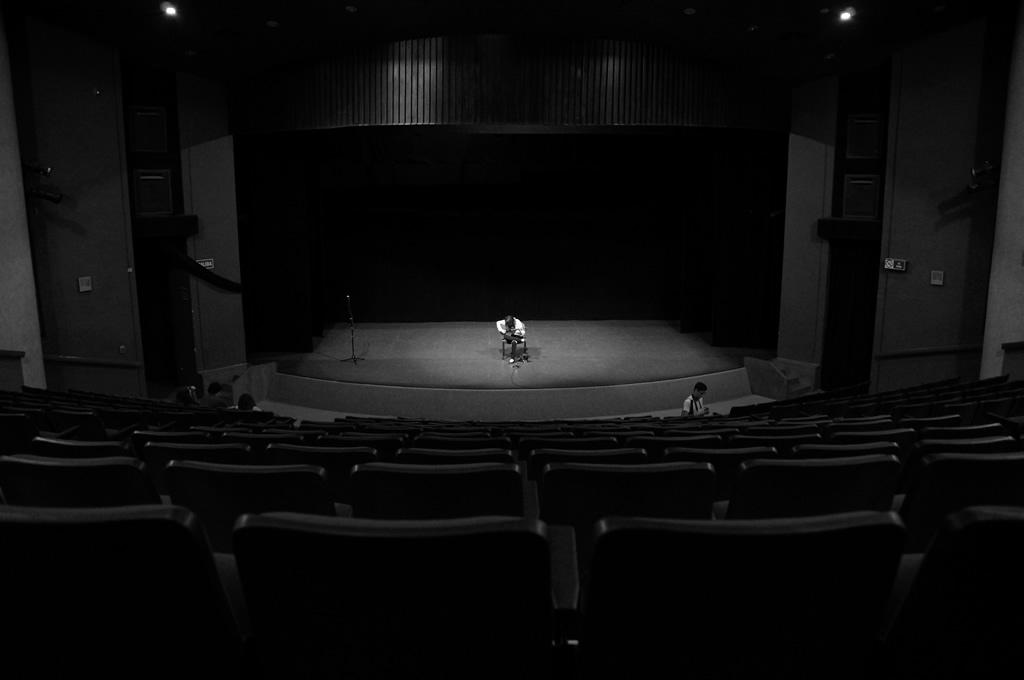 Preparando Teatro Emiliana de Zubeldía